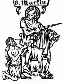 Saint martin histoire