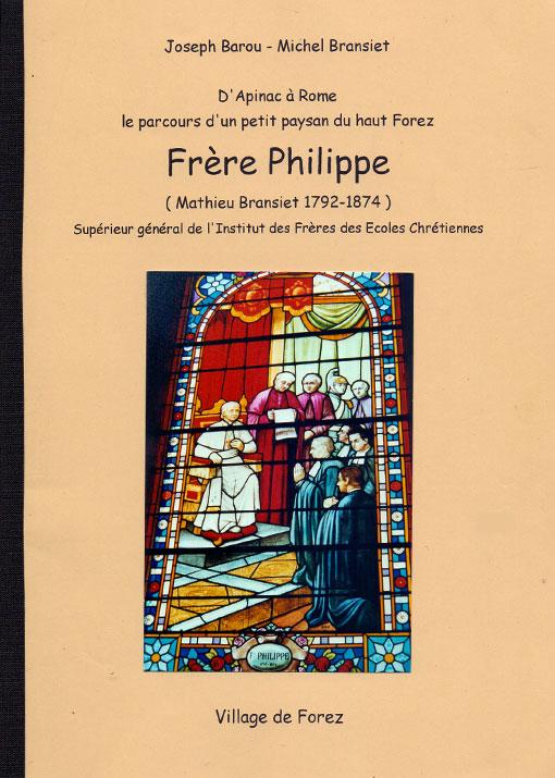 8c05f12f76e410 consacré au Frère Philippe