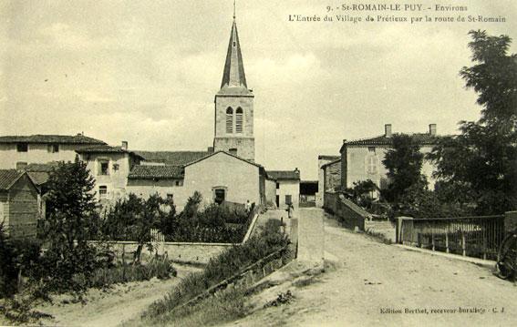 Village de Précieux